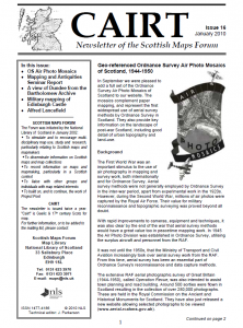 January 2010 Issue of Cairt