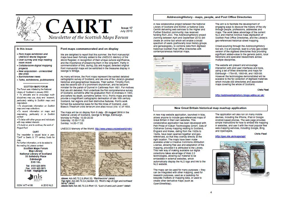 CAIRT (July 2010)