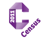 England, Wales and Northern Ireland Census Logo